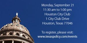 TPPF's Traveling Primer Series: Houston