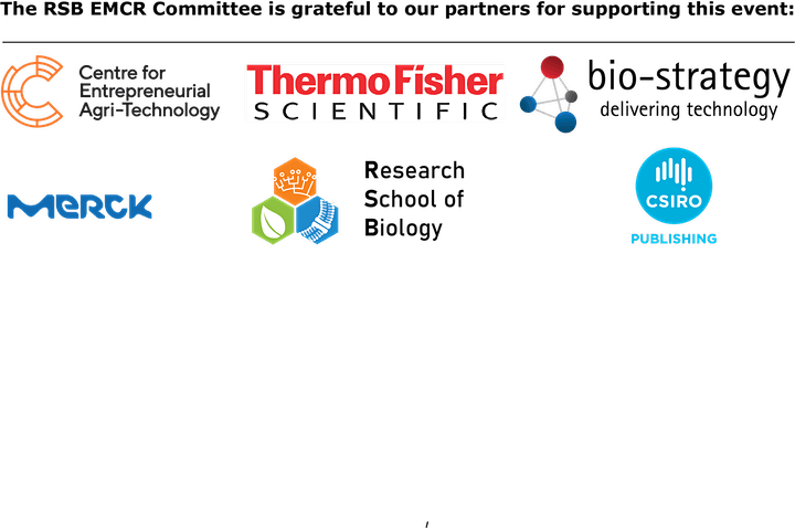 Research School of Biology Early and Mid-Career Researchers Conference 2021 image