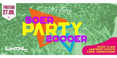 90er & 2000er Party w/ DJ ALEX by Linde Limited Tickets