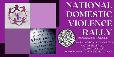National Domestic Violence Rally tickets