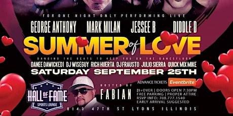 SUMMER OF LOVE tickets