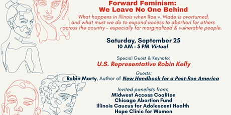 """""""Forward Feminism: We Leave No One Behind""""  Annual State Conference tickets"""