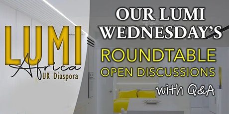 Roundtable Discussion tickets