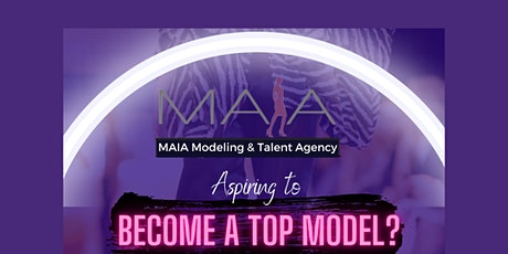 Aspiring to Become a Top Model? tickets
