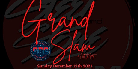 GPC Grand Slam 2021 tickets