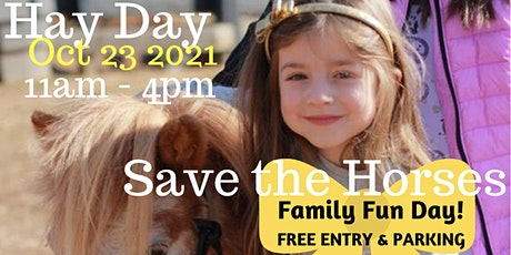 Hay Day 2021 @ Save the Horses tickets