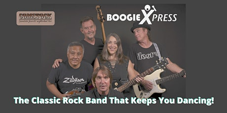 Boogie Xpress  Band, Classic Rock & Roll, Live At Comstock Bar & Grill! tickets