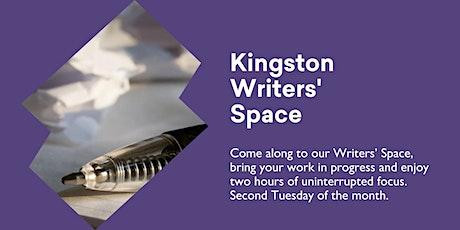 Kingston Writers' Space - November @ Kingston Library tickets