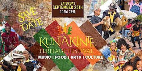 31st Annual Kunta Kinte Heritage Festival tickets