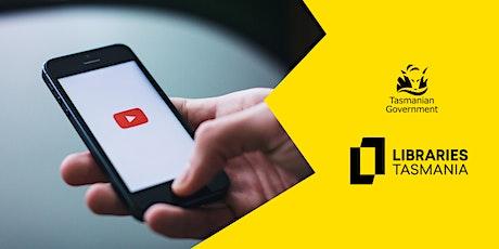YouTube Basics @ Devonport Library tickets