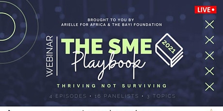 THE SME PLAYBOOK: Thriving not Surviving tickets
