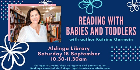 Reading with Babies and Toddlers - Aldinga Library tickets