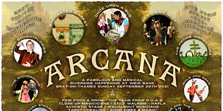 Once Upon a Bus and The Enchanted Market present Arcana 21 tickets