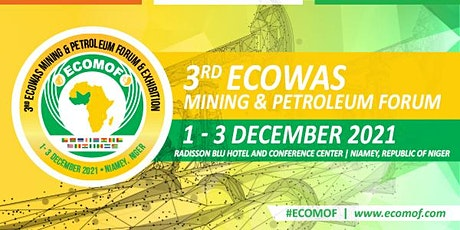 3rd ECOWAS Mining and Petroleum Forum and Exhibition billets