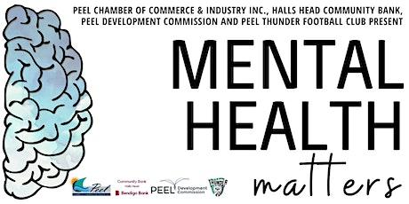 Mental Health Matters tickets