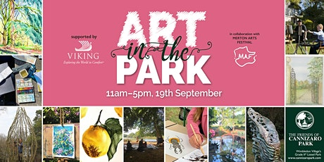 Painting Plants & Nature with Cygnets Art School (5-8 yrs) tickets