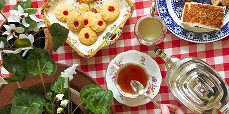 AFTERNOON TEA AT THE CEDARS tickets
