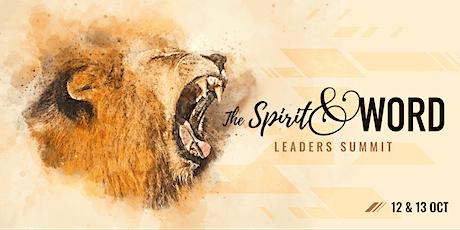 Spirit & Words Leaders Summit 2021 tickets