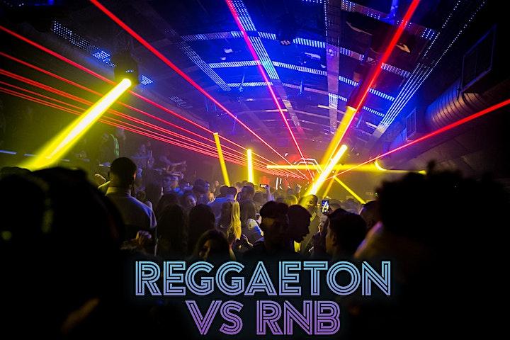 REGGAETON VS RNB  - LONDON'S MEGA LATIN PARTY  @ LIGHTBOX & FIRE CLUBS image
