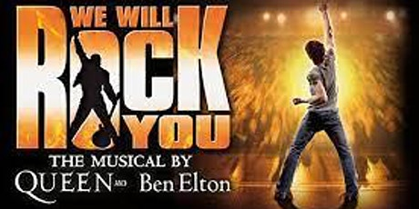We Will Rock You Musical tickets