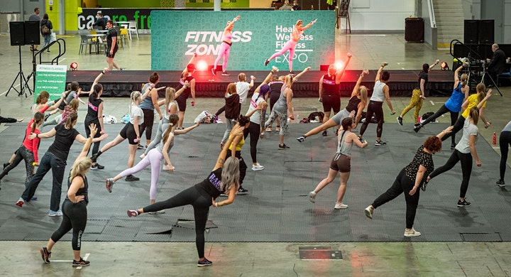 Sydney's Health Wellness & Fitness Expo 2022 image