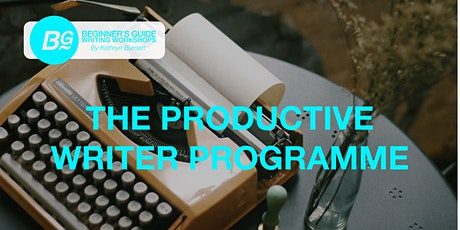 The Productive Writer Programme tickets