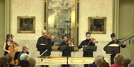 I VIOLINI DELLA REAL CAPPELLA - Musica alla corte della Napoli Barocca biglietti