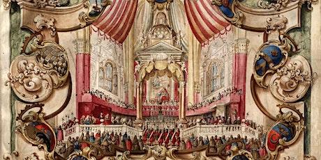 MODENA 1722 - 1738 - Antonio Maria Pacchioni, Maestro di Cappella biglietti