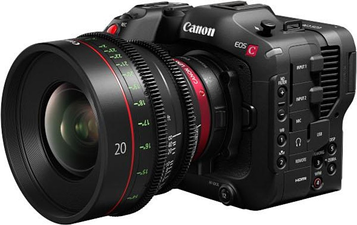 Canon EOS C70 VIP-Table für Filmemacher | München: Bild