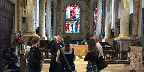 Birmingham Cathedral Guided Tour tickets