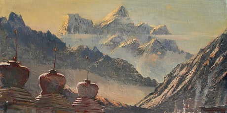 Out of Thin Air exhibition-new paintings from the Himalayas -13-22 Sept tickets