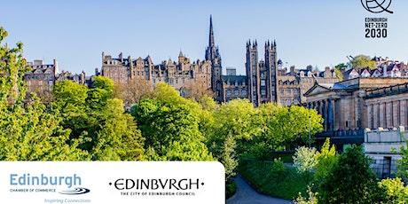 Green Tourism: Supporting Edinburgh's Journey to Net-Zero tickets