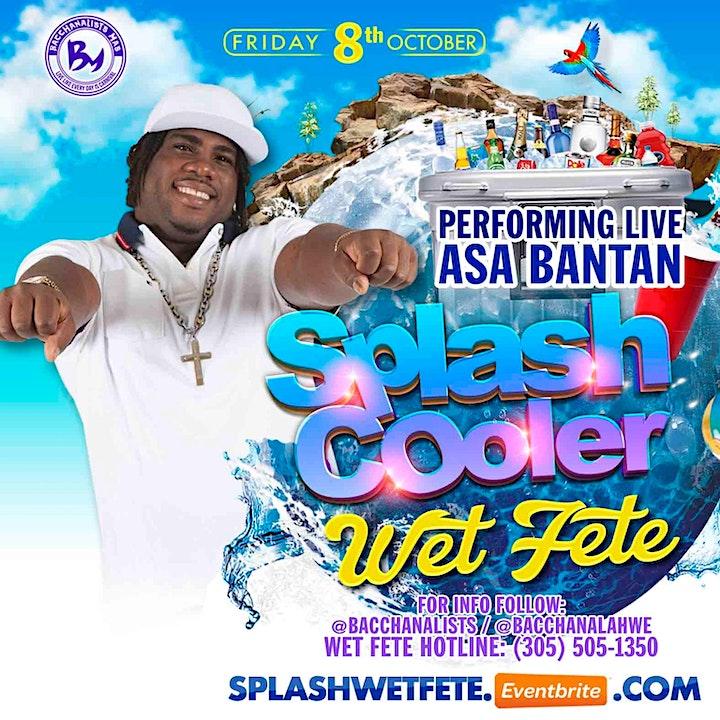 Splash Cooler Wet Fete image