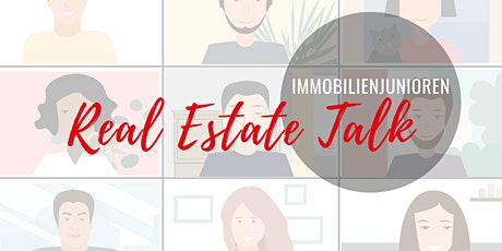Real Estate Talk Nord/Ost 20.10.2021 @Zoom Tickets