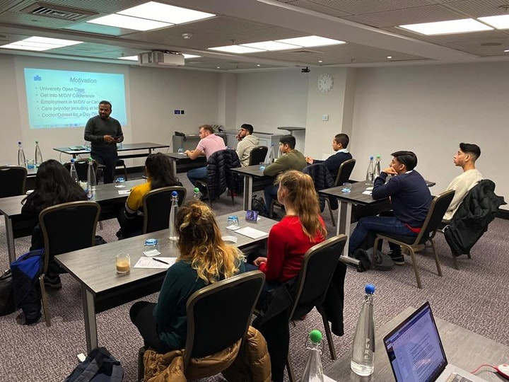 Medical School Interview Course in London image