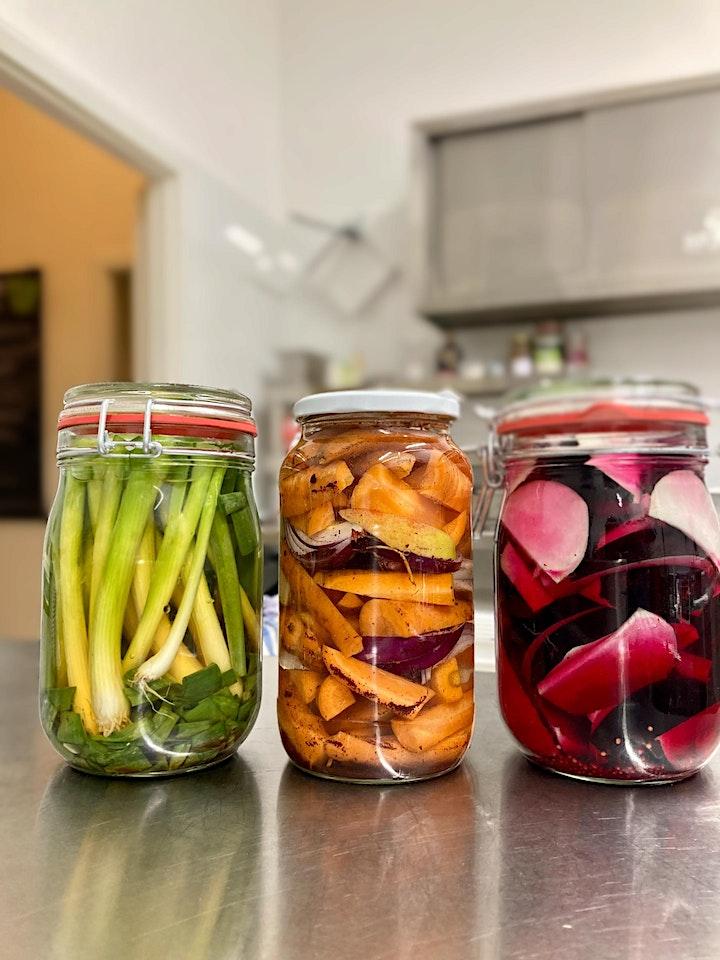 Die Grundlagen des Fermentierens! Sauerkraut, Kombucha & Kimchi: Bild