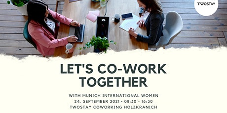Let's CO-WORK together Tickets