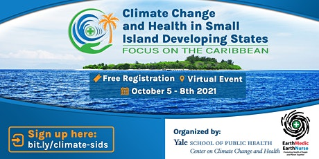 Conference on Climate Change and Health in Small Island Developing States tickets
