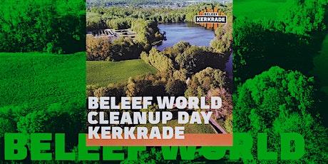 World Cleanup Day Anstelvallei 2021 billets