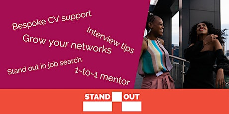 Stand Out employability skills programme information event tickets