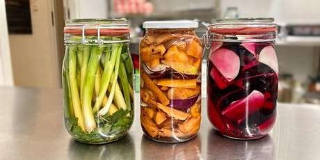 Die Grundlagen des Fermentierens! Sauerkraut, Kombucha & Kimchi Tickets