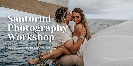 LUXURY WEDDING PORTFOLIO BUILDING WORKSHOP  | Santorini, Greece entradas