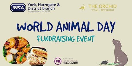 World Animal Day - York Animal Home Fundraiser tickets
