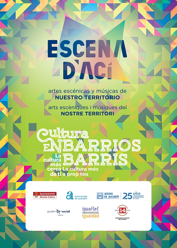 Imagen de Compañía Lírica Alicantina  LA FLECHA,LA ESPADA Y LA ROSA(ESCENA D´ ACI)
