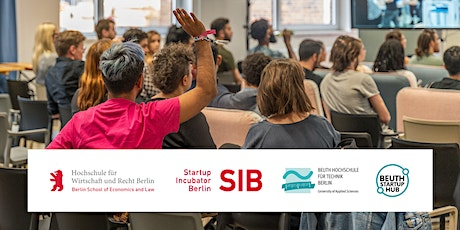 Online Info-Event: Founding at the Startup Incubator HWR Berlin tickets