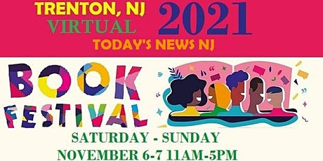 Trenton  Virtual Book Festival Vendor Payment tickets