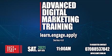 Lagos Digital Marketing Training tickets