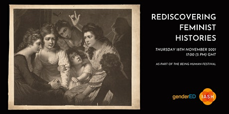 Rediscovering Feminist Histories tickets