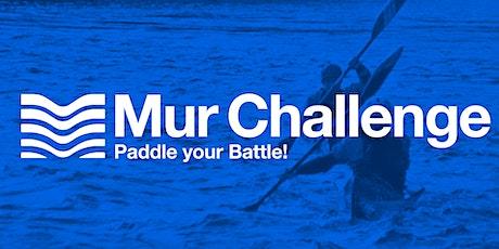 Mur-Challenge 2021 Int. Canoe Marathon Tickets