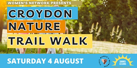 Summer sessions: Nature trail walk tickets